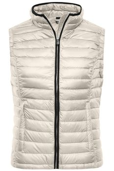 Ladies´ Quilted Down Vest