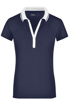 Ladies Elastic Polo Shor