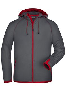 Men´s Hooded Fleece