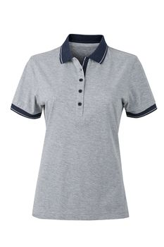 Ladies´ Heather Polo