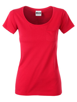 Ladies'-T Pocket