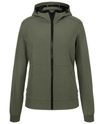 Ladies´ Hooded Softshell Jacke