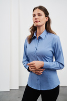 Ladies´ Shirt LSL Poplin