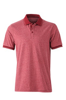 Men´s Heather Polo