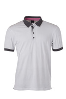 Men´s Printed Polo