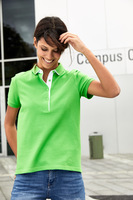 Ladies´ Polo Single Stribe