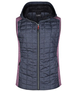 Ladies´ Knitted Hybrid Vest