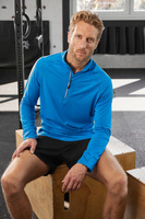 Men´s Sport Shirt Half-zip