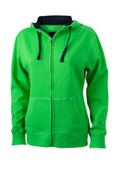 Ladie´s Lifestyle Zip-Hoody