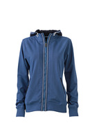 Ladies Hooded Jacket