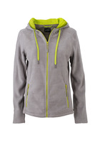 Ladies Fleece Hoddy